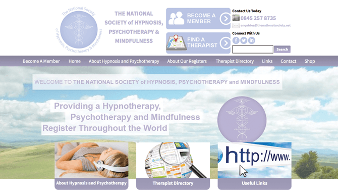 National Society for Hypnosis & Psychotherapy